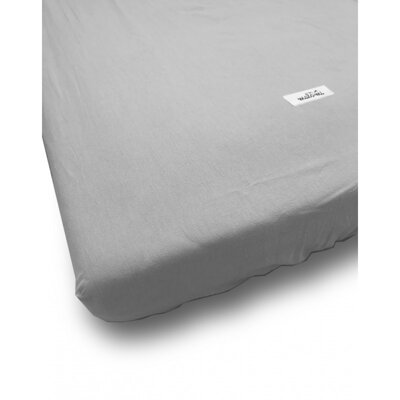 Prestieradlo WASHED COTTON - Grey