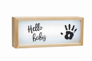 Light box BABY ART