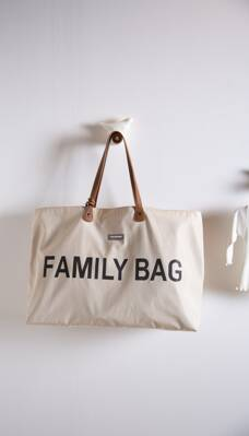 Taška FAMILY BAG - Off white
