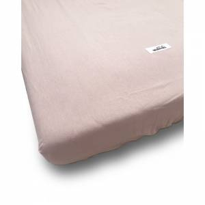 Prestieradlo Malomi WASHED COTTON - Pink